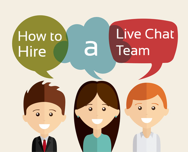 live chat team